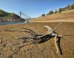 Extreme droughts could increase by 15 percent in Spain by the middle of the century