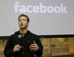 Facebook CEO turns 28: Does age matter? (AP)