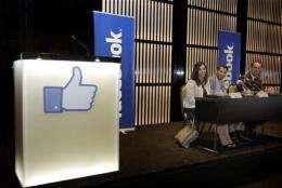Facebook launches Mideast office in Dubai