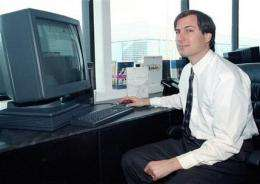 FBI file: Steve Jobs was considered for govt post (AP)