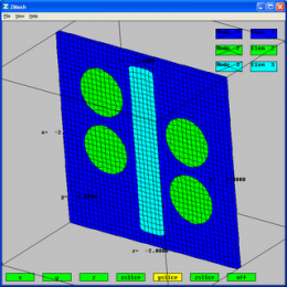 Finite element code released