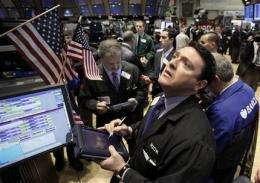 For the stock market, it's all about Apple (AP)