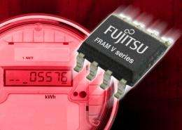 Fujitsu introduces new FRAM product series with extended voltage range