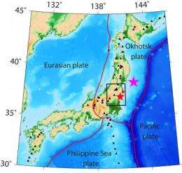 Fukushima at increased earthquake risk