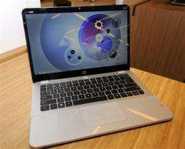 Gadget Watch: HP Envy 14 PC has smart-tag sensor (AP)