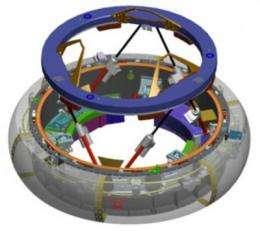 Garafolo tests spacecraft seal to verify computer models