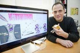 Gene sequencing at warp speed