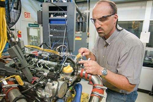 Get your motor running: Engineer talks fuel economy