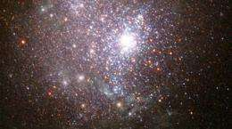 Giant telescope will reveal the outer reaches of the universe