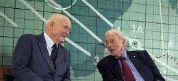 Glenn fever returns 50 years after historic flight (AP)