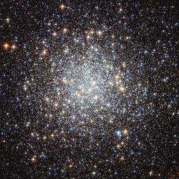 Glittering jewels of Messier 9