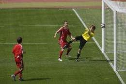 GoalRef goal-line technology advances to final