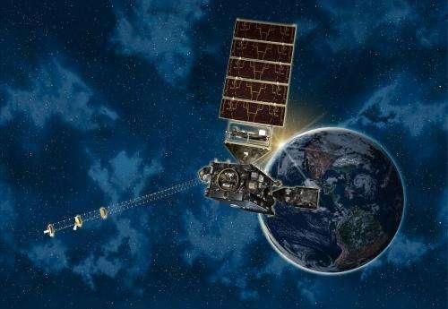 GOES-R satellite program undergoes successful review