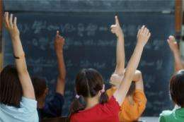 Good health helps grades when students hit puberty