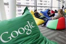 Google gets China OK for Motorola deal (AP)