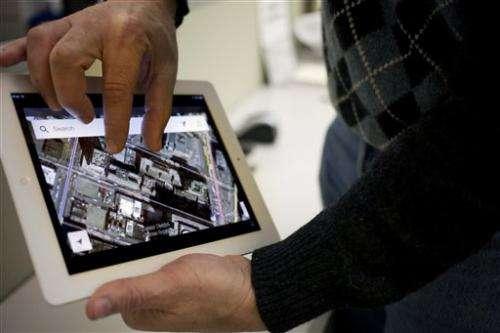 Google Maps app rockets up iTunes store list