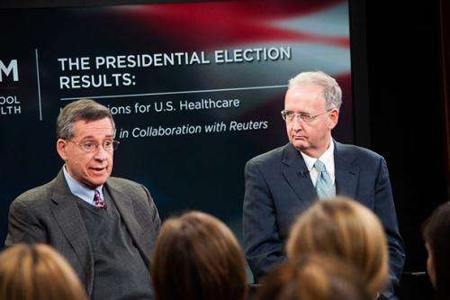 Green light for Obamacare: Panelists assess road ahead, including potential bumps