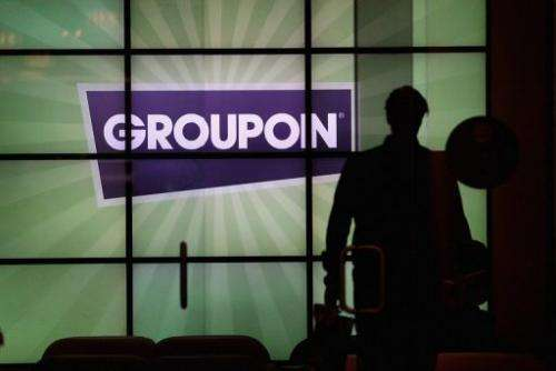 Groupon in November reported a loss of $3 million