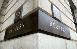 """Hackers took over the blogging platform of the Reuters news agency and posted """"fabricated"""" stories on Syria"""