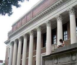Harvard: Journal subscription fees areprohibitive