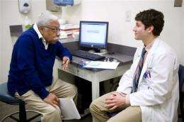 HEALTHBEAT: Helping doctors keep human touch (AP)