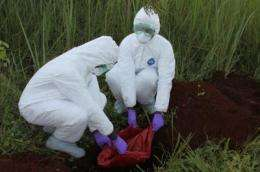 Health experts narrow the hunt for Ebola