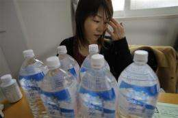 Health uncertainties torment Japanese in nuke zone (AP)