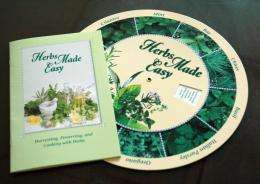 Herbs Made Easy gives new twist on homegrown spices