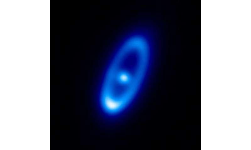 Herschel spots comet massacre around nearby star