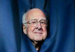 Higgs brushed off suggestions he would now be in the running for a Nobel Prize as a result of the discovery