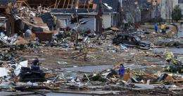 High season for tornadoes ahead, eyes on Southeast (AP)