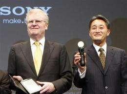 Hit by yen, Thai floods, Sony sees wider net loss (AP)