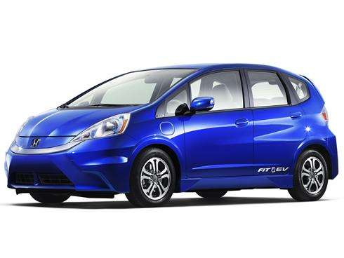 Honda Fit Electric Car Gets 118 Mpg But Costs Add Up