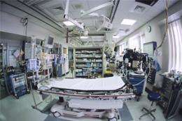 Hospitals vary widely in ICU admissions