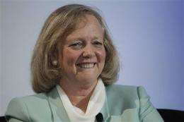 HP shows recovery following PC flip-flop fallout (AP)
