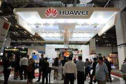 Huawei routers, equipment that connects networks to the Internet, are widely used in Asia, Africa and the Middle East