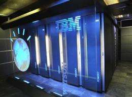 IBM, NYC hospital training Watson in cancer (AP)
