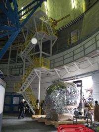 Powerful new astronomy tool arrives on Mauna Kea