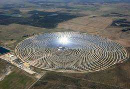In 2008 Spain accounted for half the world's new solar power installations in terms of wattage