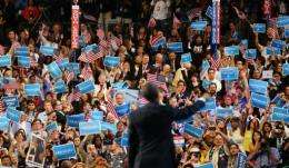 democratic national convention 2012 obama speech