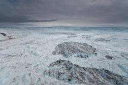 Increasing speed of Greenland glaciers gives new insight for rising sea level