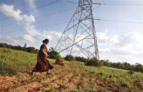 Indian land program shows tech's limits