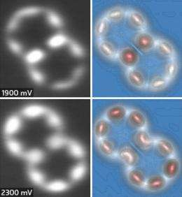 Information within the bonds of molecules known as super benzene oligomers pave the way for new types of quantum compute