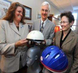 Inpatient brain injury education increases bike helmet use, study finds