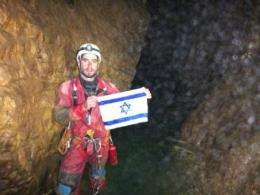 Israeli cave explorers return from record-breaking expedition of 'Everest of the caves'