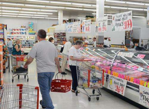 ISU experts predict rise in 2013 grocery prices to reflect today's high grain costs