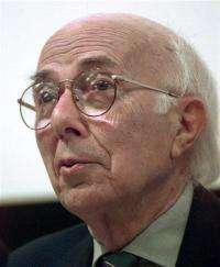 Italian Nobel medicine winner Dulbecco dies at 97 (AP)