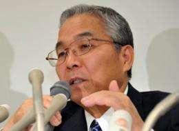 Japan's Elpida Memory co-trustee Yukio Sakamoto
