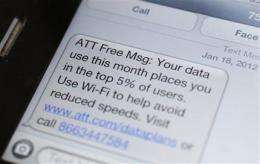 Judge awards iPhone user $850 in throttling case (AP)