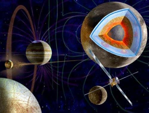 JUICE to Jupiter could be ESA's next major science mission